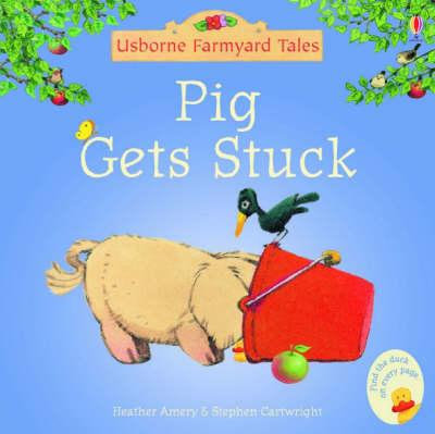Pig Gets Stuck (Poppy And Sam)