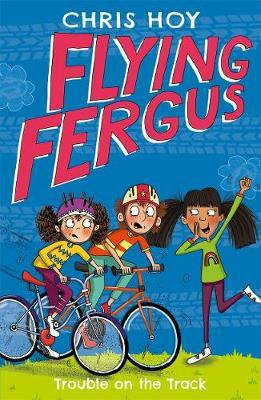 Flying Fergus: Trouble On The Track