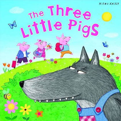 The Three Little Pigs (Story Time)