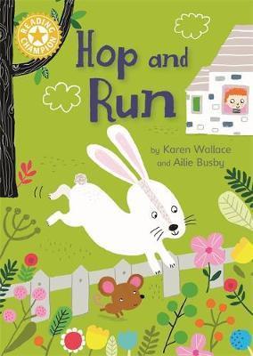 Hop And Run (Reading Champion Yellow 3)