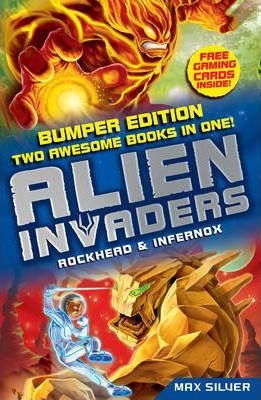 Alien Invaders: Rockhead and Infernox