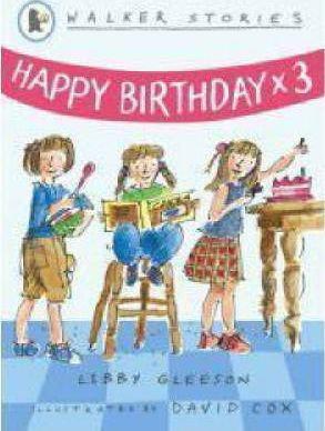 Happy Birthday x 3 (Walker Stories)