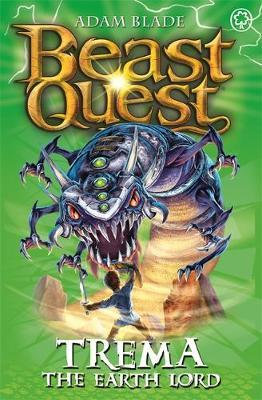 Beast Quest: Trema The Earth Lord