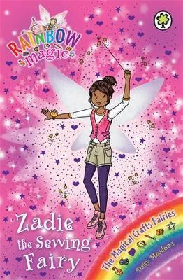 Rainbow Magic: Zadie The Sewing Fairy
