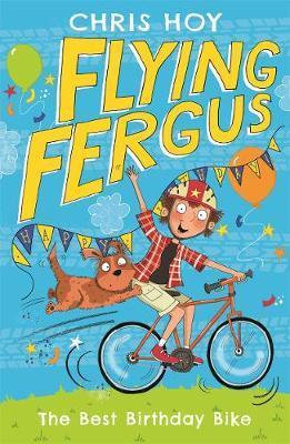 Flying Fergus: The Best Birthday Bike