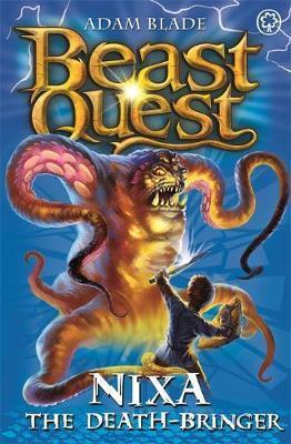 Beast Quest: Nixa The Death Bringer