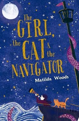The Girl The Cat And The Navigator