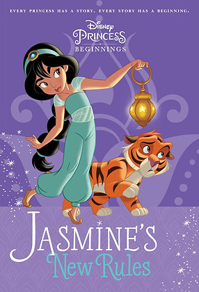 Disney Princess Beginnings: Jasmine's New Rules