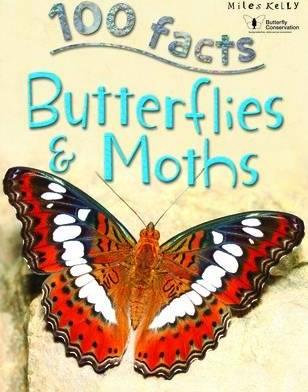 Butterflies And Moths (100 Facts)