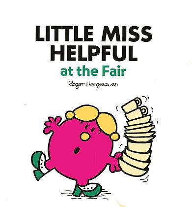 Little Miss Helpful At The Fair