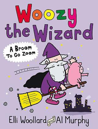 Woozy Wizard: Broom to go Zoom!
