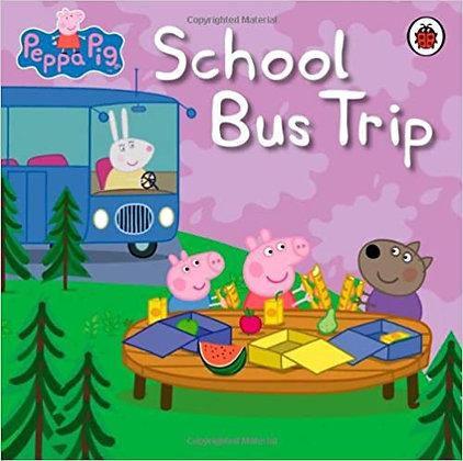 School Bus Trip (Paperback)