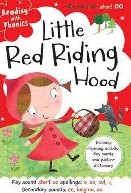 Little Red Riding Hood (Reading With Phonics) (Hardback)