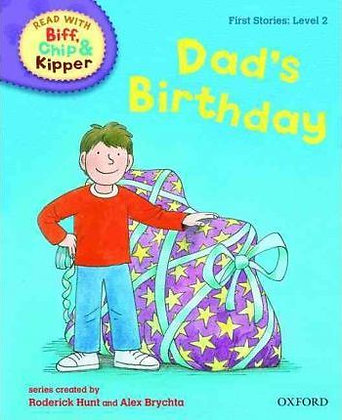 Dad's Birthday (Read At Home)  Stage 1c