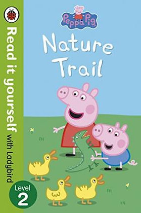 Nature Trail (Read It Yourself With Ladybird Level 2)