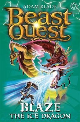 Beast Quest: Blaze The Ice Dragon