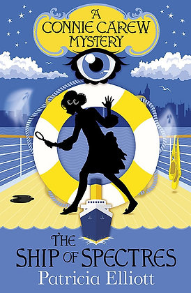 The Ship of Spectres (Connie Carew Mysteries)