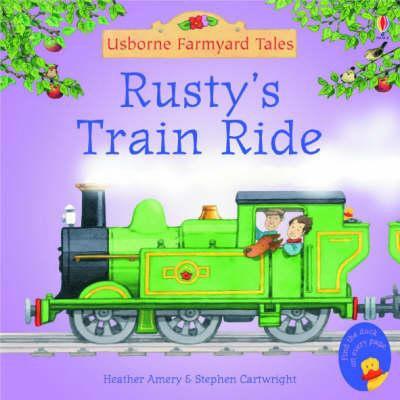 Rusty's Train Ride (Poppy And Sam)