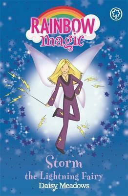 Rainbow Magic: Storm The Lightning Fairy