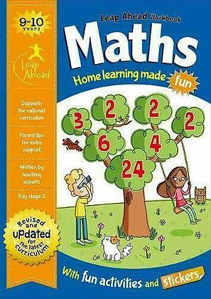 Maths (Leap Ahead Workbook) 9-10 Years