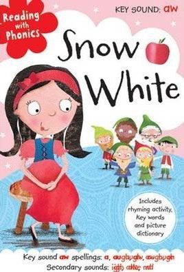 Snow White (Reading With Phonics) (Hardback)