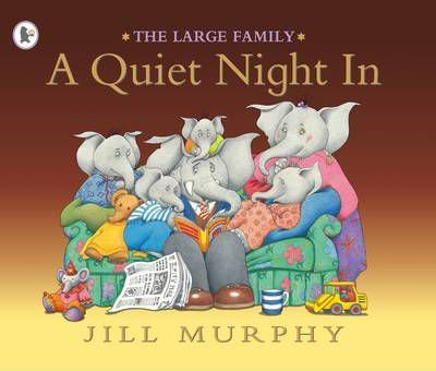 The Large Family: A Quiet Night In