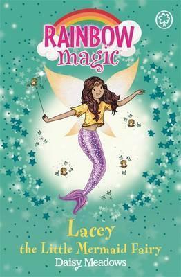 Rainbow Magic: Lacey The Little Mermaid Fairy