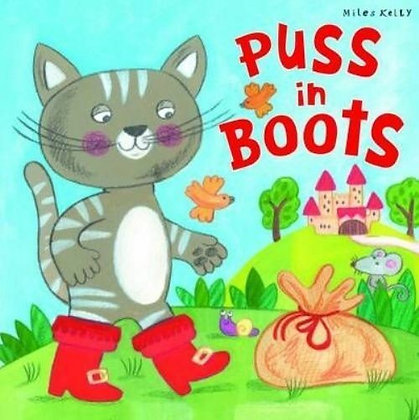 Puss in Boots (Story Time)