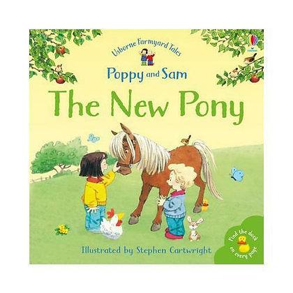 The New Pony (Poppy And Sam)