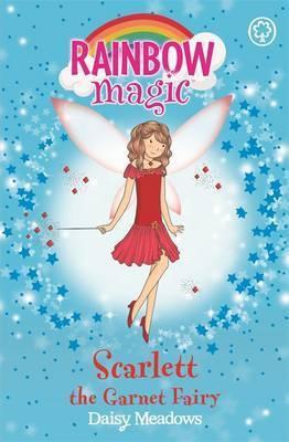 Rainbow Magic: Scarlett The Garnet Fairy