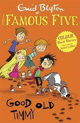 The Famous Five Adventures: Good Old Timmy