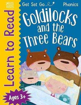 Get Set Go Learn To Read - Goldilocks and the Three Bears