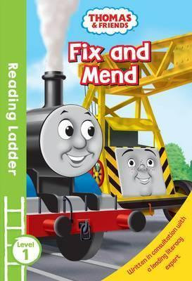 Reading Ladder: Fix And Mend