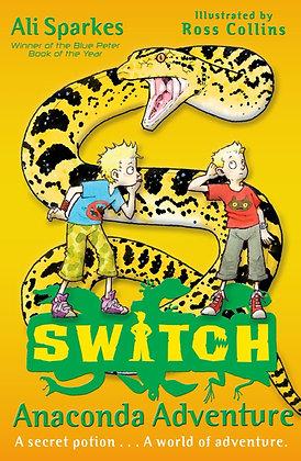 SWITCH : Anaconda Adventure