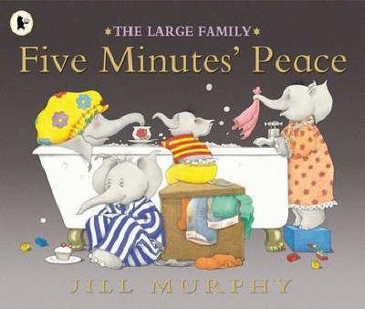 The Large Family: Five Minutes Peace