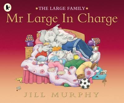 The Large Family: Mr Large In Charge