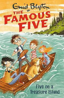 The Famous Five: Five On A Treasure Island