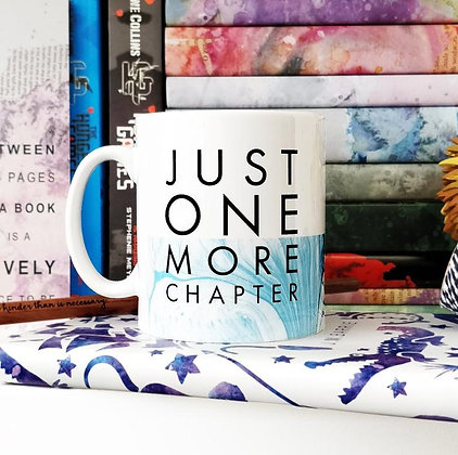 Just One More Chapter - Mug