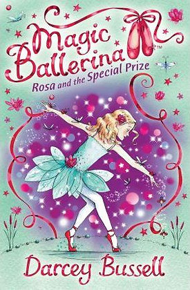Magic Ballerina: Rosa and the Special Prize