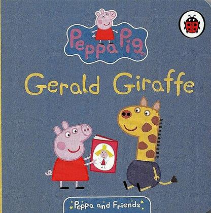 Gerald Giraffe (A Peppa Pig Board Book)