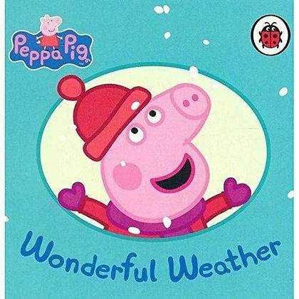Wonderful Weather (A Peppa Pig Board Book)