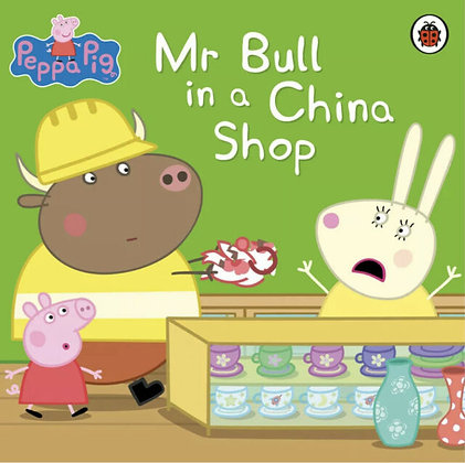 Mr Bull In A China Shop