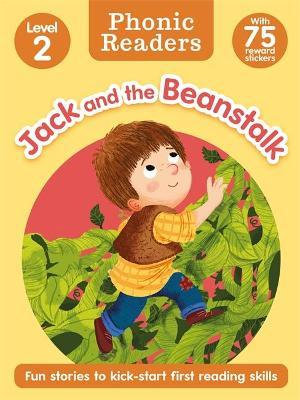 Jack And The Beanstalk (Phonic Readers) (Level 2)