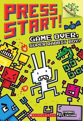 Game Over, Super Rabbit Boy