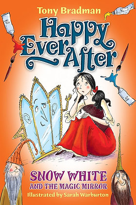 Happily Ever After: Snow White and the Magic Mirror
