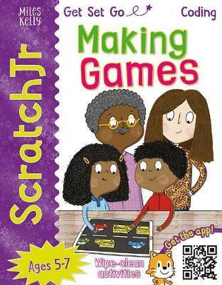 Get Set Go Coding: Making Games (Scratch Jr)