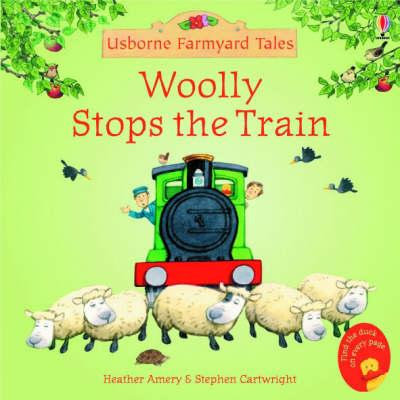 Woolly Stops The Train (Poppy And Sam)