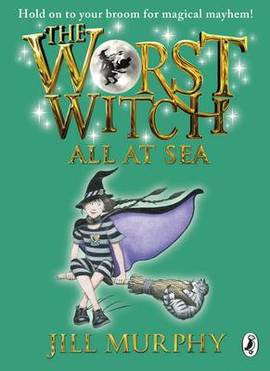 The Worst Witch All At Sea
