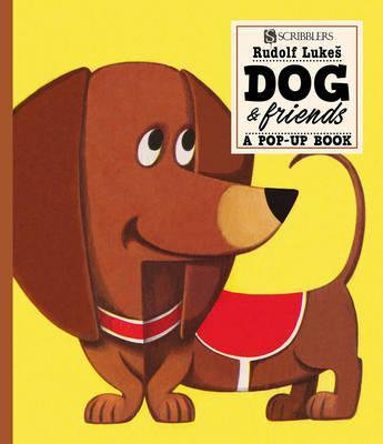 Dog and Friends: A Pop Up Book