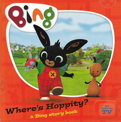 Bing: Where's Hoppity
